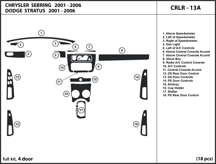 2006 dodge stratus interior fuse box diagram html